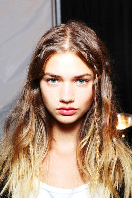 Boho chic 7 cool hairstyles for pin straight hair boho is also a cool easy to achieve hairstyle for pin straight hair and will look even better if you add a few braids here and there urmus Image collections