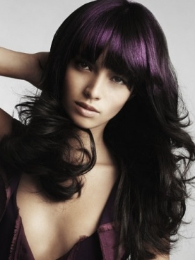 deep purple 7 daring hair color ideas hair