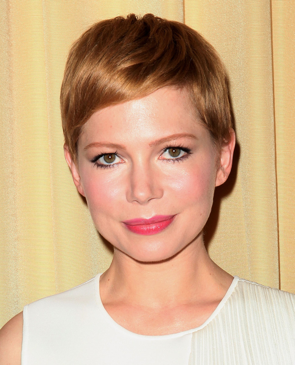 Michelle Williams' Caramel Tones