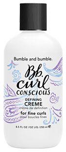 Bumble and Bumble Curl Conscious Curl Creme