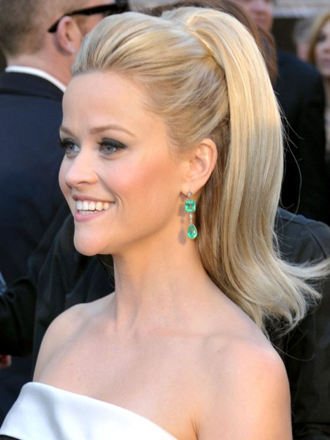 Bouncy Ponytails 7 Gorgeous Red Carpet Inspired Updos