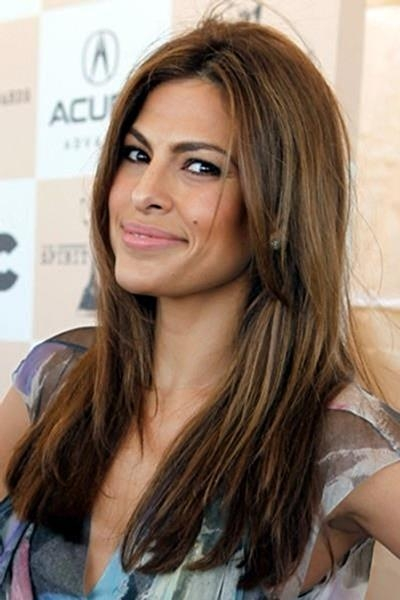 Deep Caramel Brown Highlights 7 Stylish Hair Color Ideas