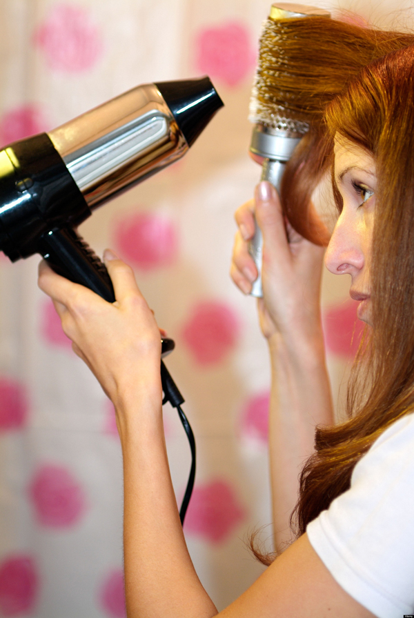 Blow Dry the Right Way