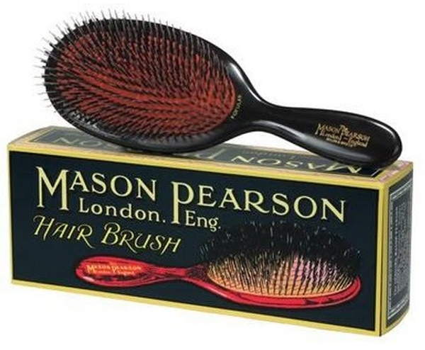 MASON PEARSON - B2 Small Extra Hairbrush Pure Boar Bristle ...