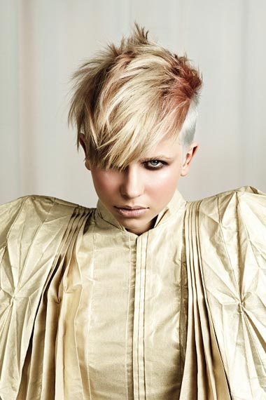 Galerry undercut hairstyle nyc