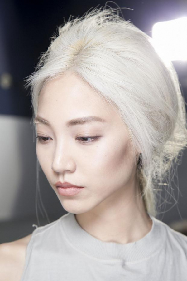 The Bleached Factor 7 Strange Hair Trends That Are Only