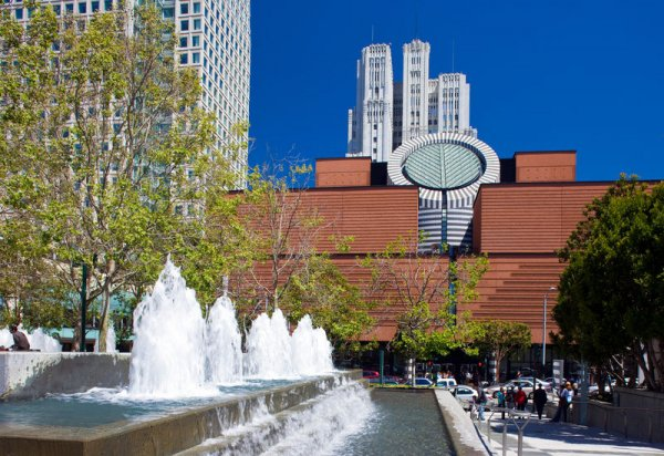 Best free things to do in san francisco in the summer for Contemporary art museum san francisco