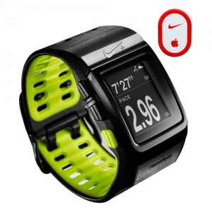 The Nike+ GPS SportWatch