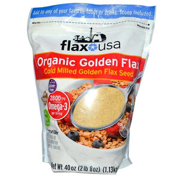 Organic Flax Seed