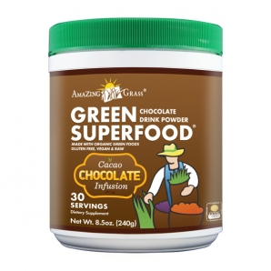 Amazing Grass Green Superfood Cacao Infusion