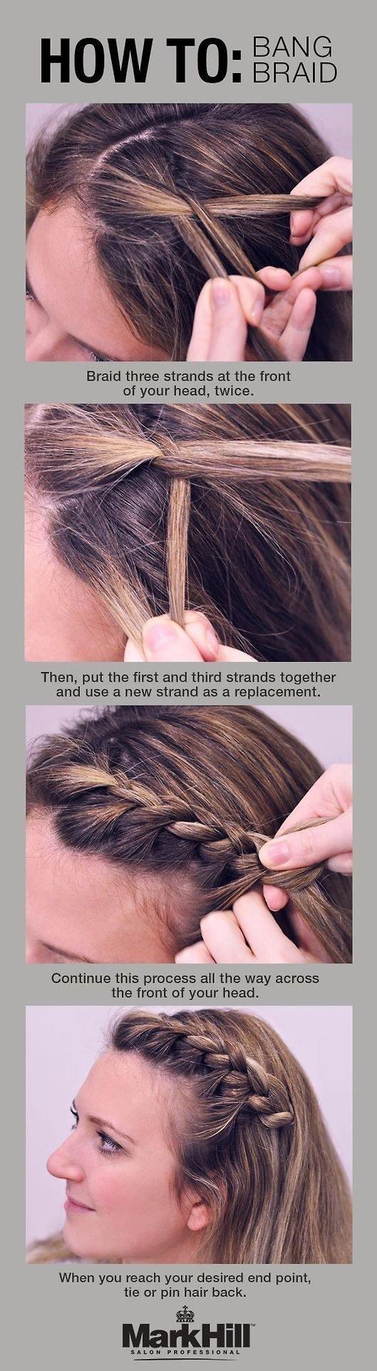 How to Braid the BIG Braid