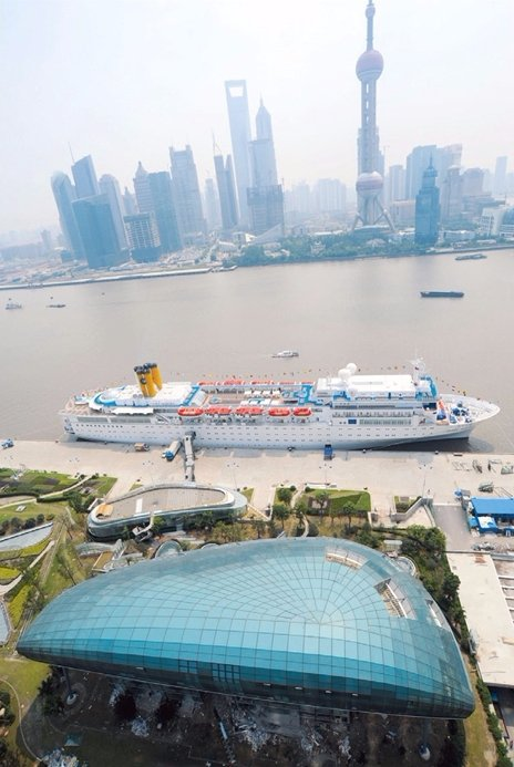 Take a South East Asian Cruise and Be Sure It Calls in at Shanghai, China