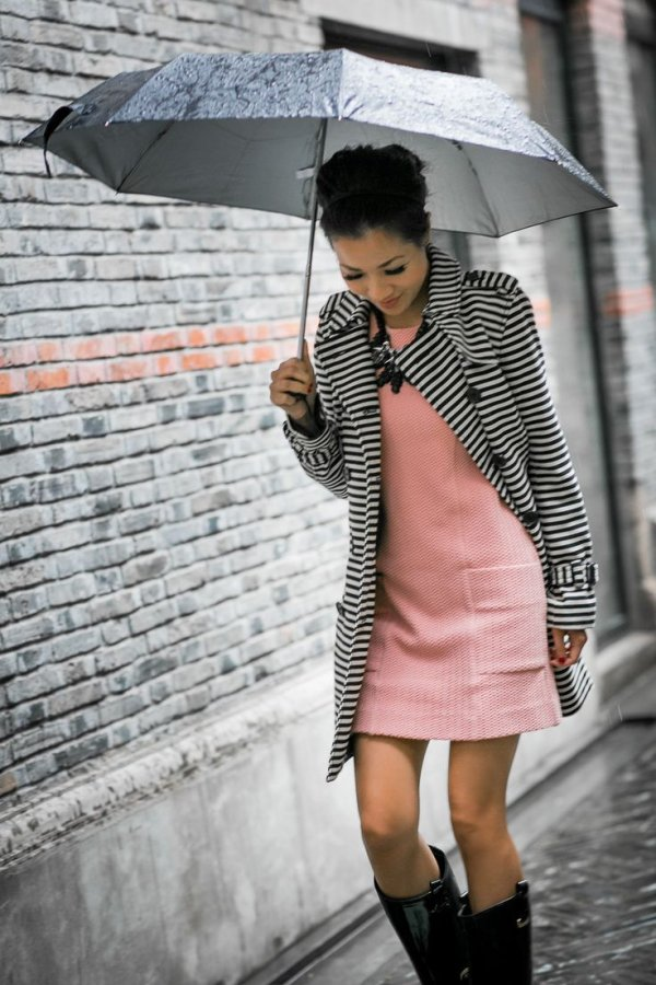 It's Pouring Style! 25 Rainy Day Street Style Photos ... …