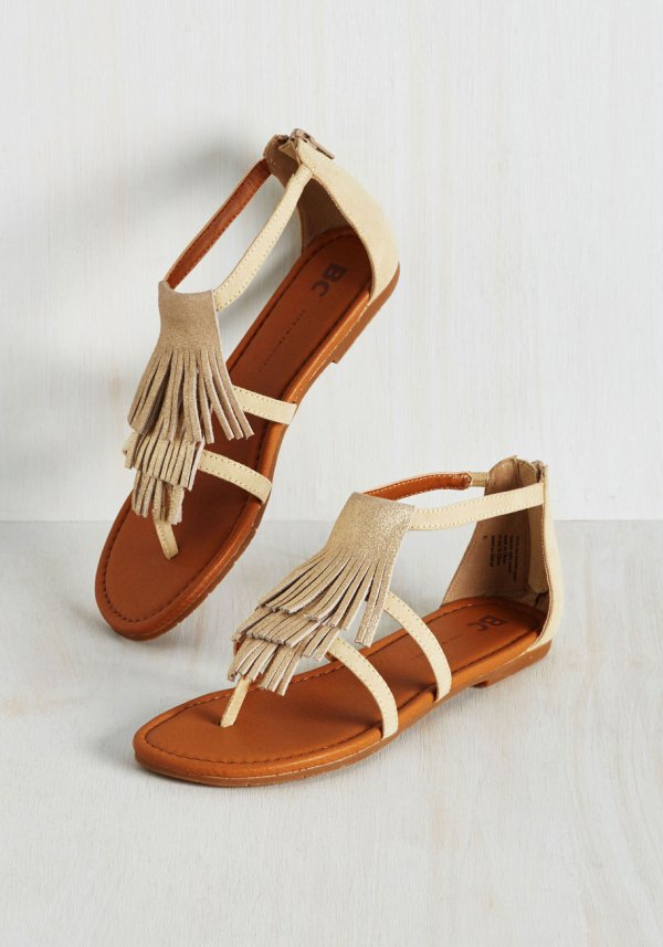 My Kiltie Pleasure Sandal