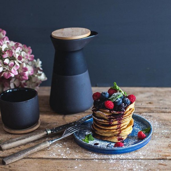 painting, food, meal, still life, breakfast,