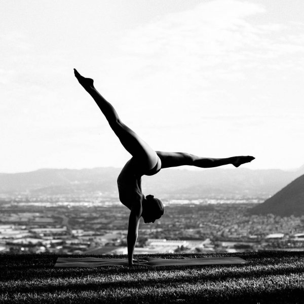 person, tricking, black and white, sports, human action,