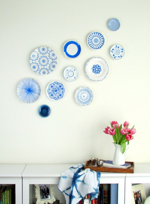Plates as Art