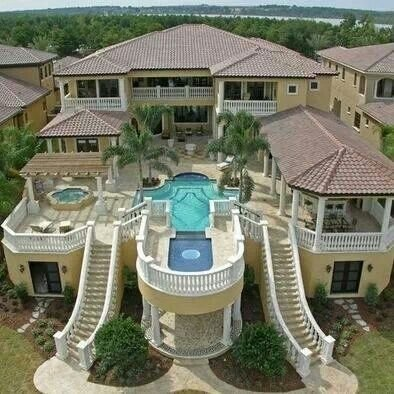 Ridiculously large mansion with extra space 59 gorgeous for Big mansion homes for sale