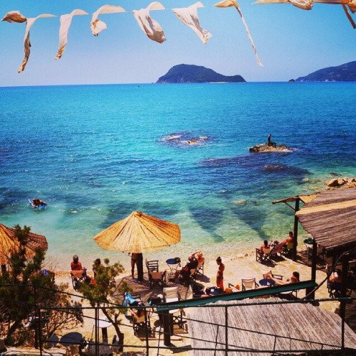 Get a Summer Job Working a Bar in the Greek Islands