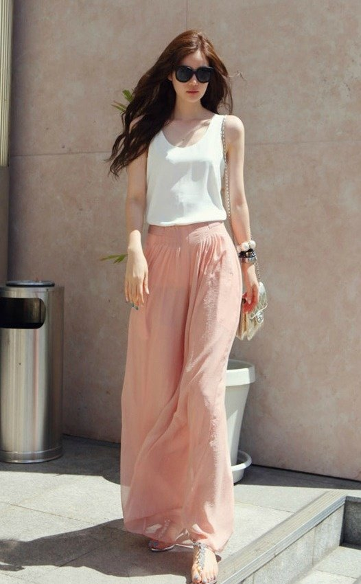 Casual but Girly