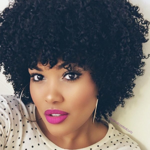 The Flexi Rod Twist Out Try These Twist Out Hairstyles