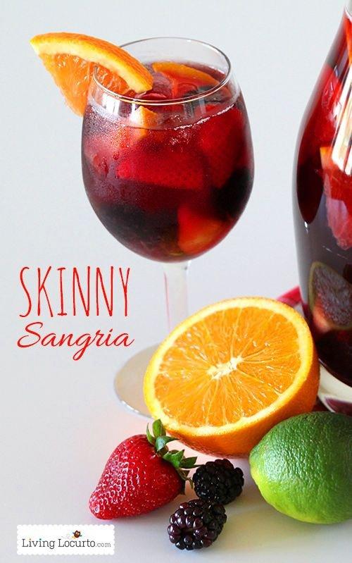 Skinny Sangria
