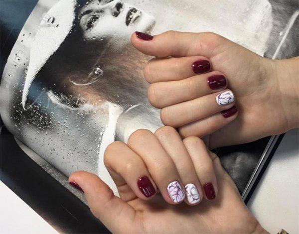 nail, finger, leg, hand, manicure,