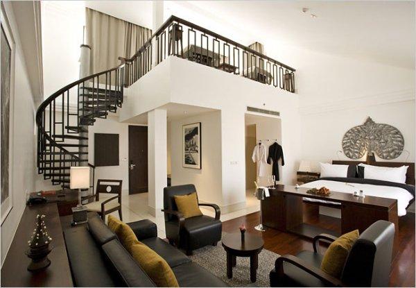 A Duplex Suite At The Hotel De La Paix Siem Reap Cambodia