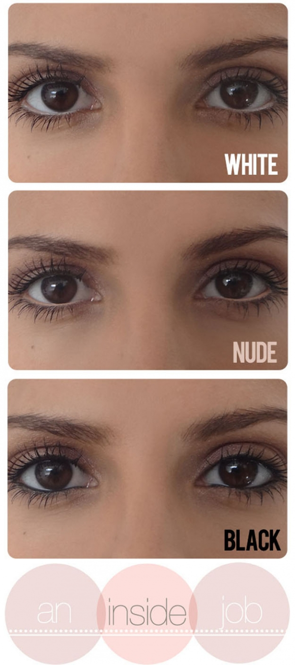 What Effect Are You Looking for with Your Eyeliner Color?