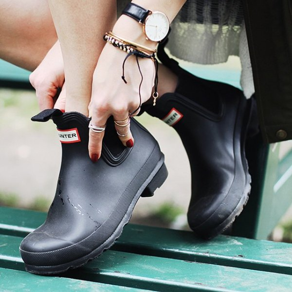 Ankle Wellies!