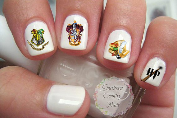 Hogwarts School of Witchcraft and Wizardry, Album, nail, finger, nail care,