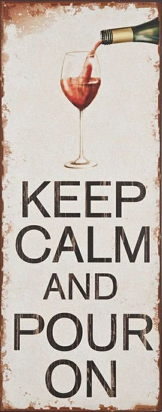 font,poster,distilled beverage,KEEP,CALM,