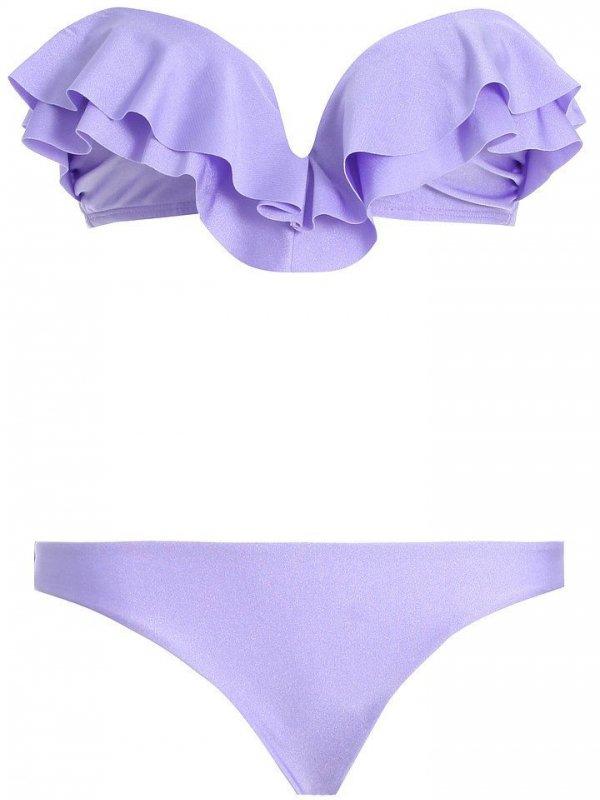 Trajes De Baño Busto Pequeno:Púrpura de trajes de baño hará tu Look de piel increíble
