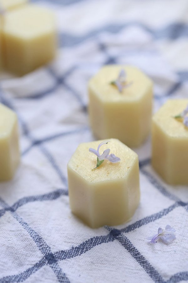 Shimmering Body Butter Bars