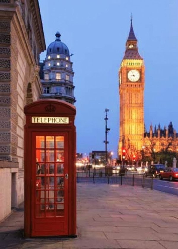 London's a Friendly City for Solo Travelers so Sightsee for Days