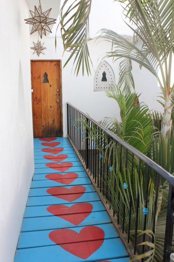 Petit Hotel Hafa, Mexico
