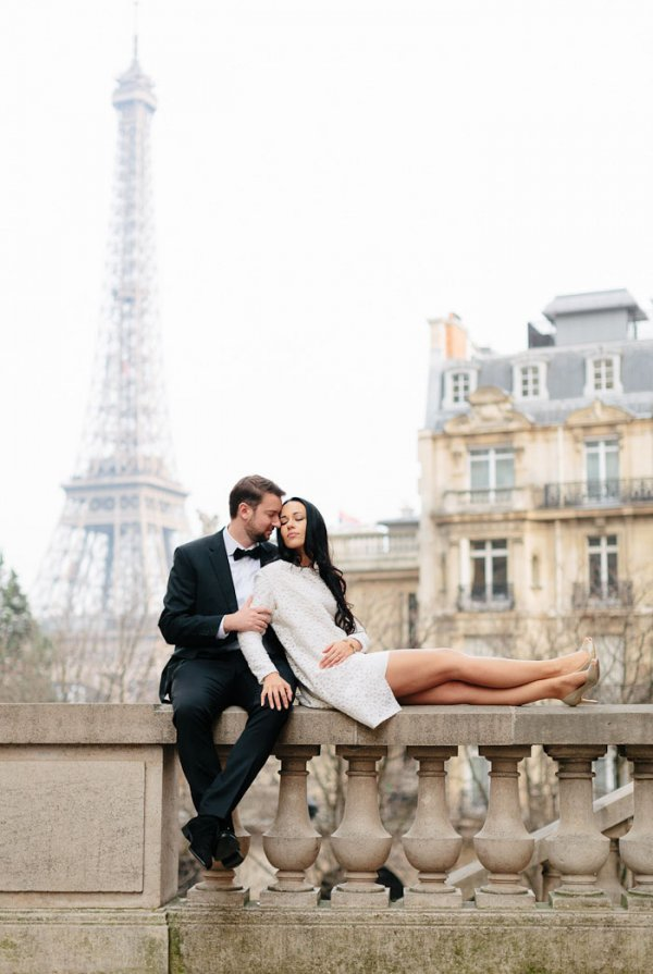 Paris Wedding for Two