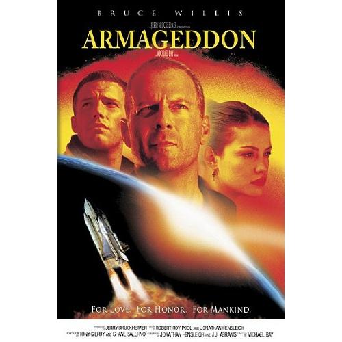 Armageddon, Armageddon, ARMAGEDDON, ARMAGEDDON, text,