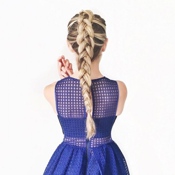 clothing, hair, hairstyle, lilac, pattern,