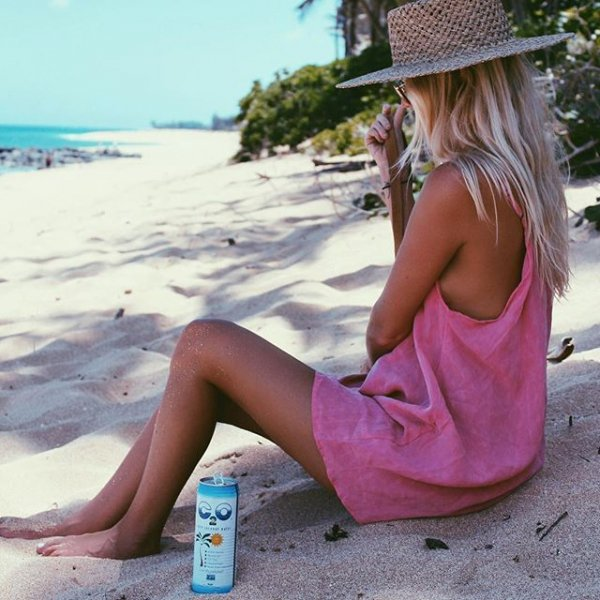 clothing, vacation, pink, blond, beauty,