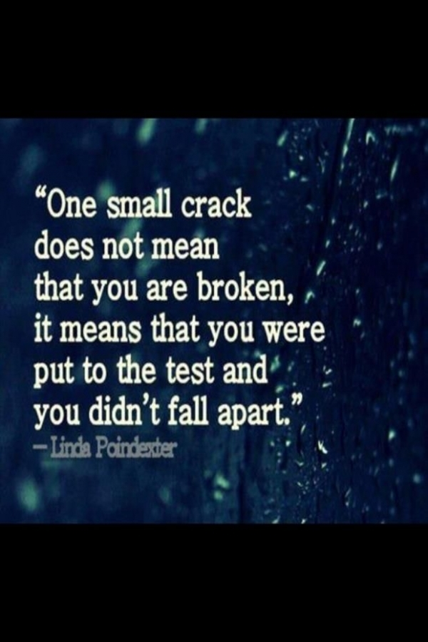 One Small Crack