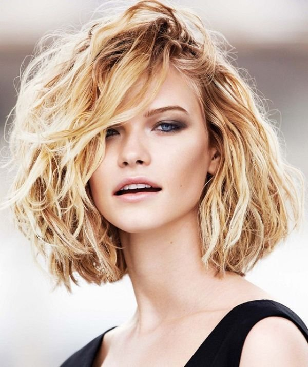 Upstyle A Lob Hair Trend 32 Beach Waves Inspos You Must