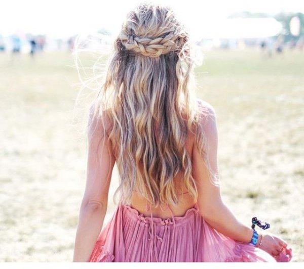 hair, blond, hairstyle, woman, long hair,