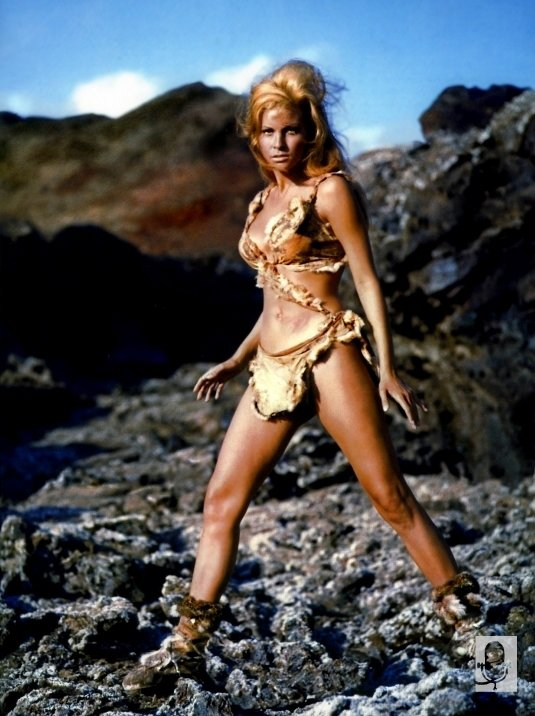 Raquel Welch in One Million Years BC (1966)