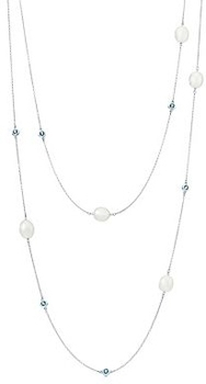 Tiffany Elsa Peretti Color by the Yard Necklace