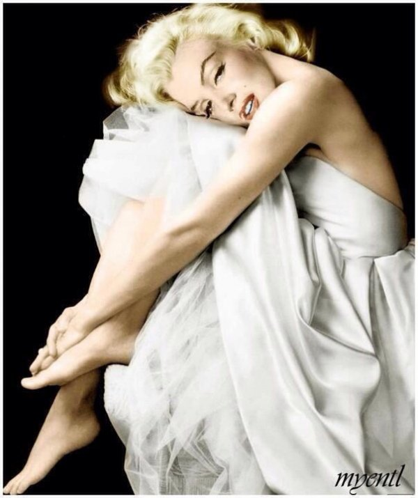 Marilyn Monroe Just Beautiful