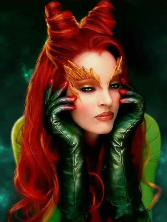 13. Poison Ivy from Batman & Robin - 17 Movie Villains We Loved More ... Silenceofthelambs
