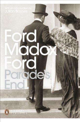 Parade's End by Ford Madox Ford (1924 – 1928)