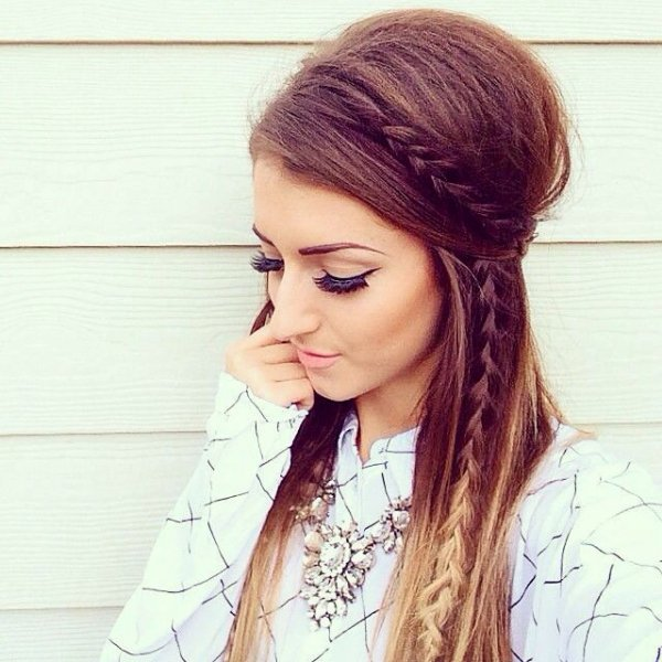 29 chic boho hair styles your hair wants now hair hairfacehairstyleblack hairhair coloring urmus Image collections