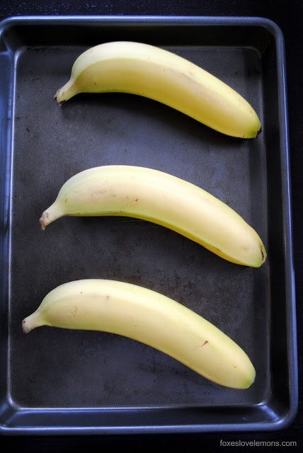 You Can Ripen Bananas by Putting Them in the Oven